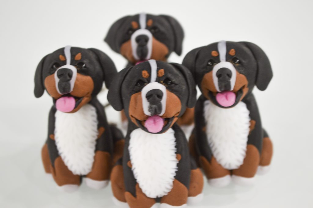 Personalised Dog Figurines