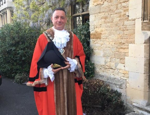 Rushden Gets New Mayor