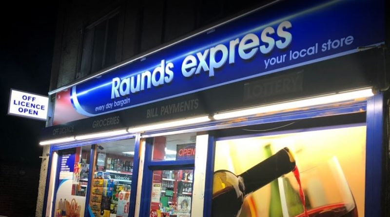 Raunds Store Knife Attack Robbery