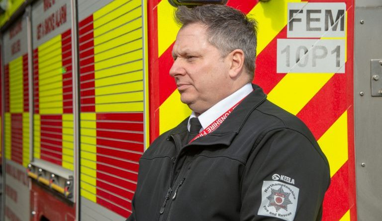 Inspectors give Northamptonshire Fire and Rescue a clean bill of health